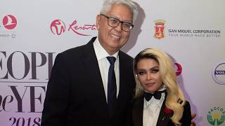 Resorts World Manila Lucky Person of the Year 2019 - Maestro Ryan Cayabyab & KZ Tandingan