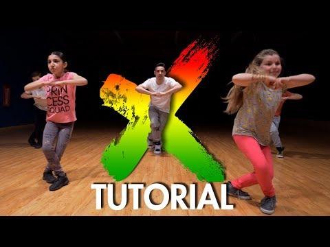 Nicky Jam x J. Balvin - X (EQUIS) [Dance Tutorial] Mihran Kirakosian Choreography