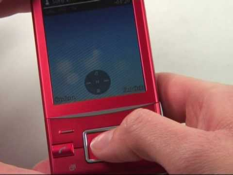 Sony Ericsson Hazel GreenHeart Test Musikplayer