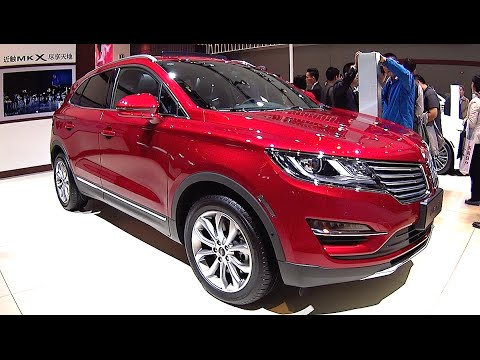 2016, 2017 Lincoln MKC video review