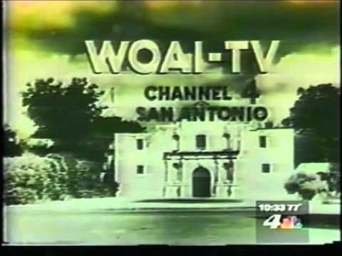 KMOL News 4 San Antonio - KMOL Becomes WOAI (9/8/2002)