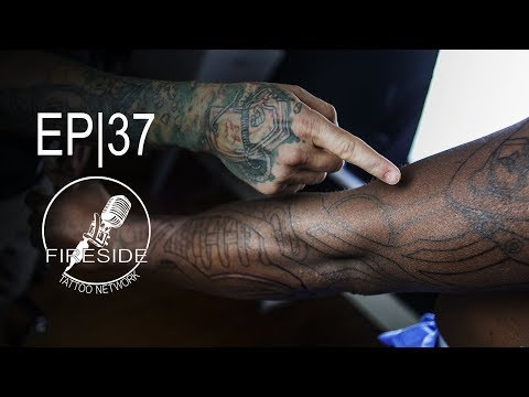 Tips for Tattooing Darker Skin Tones | Fireside Technique EP 37