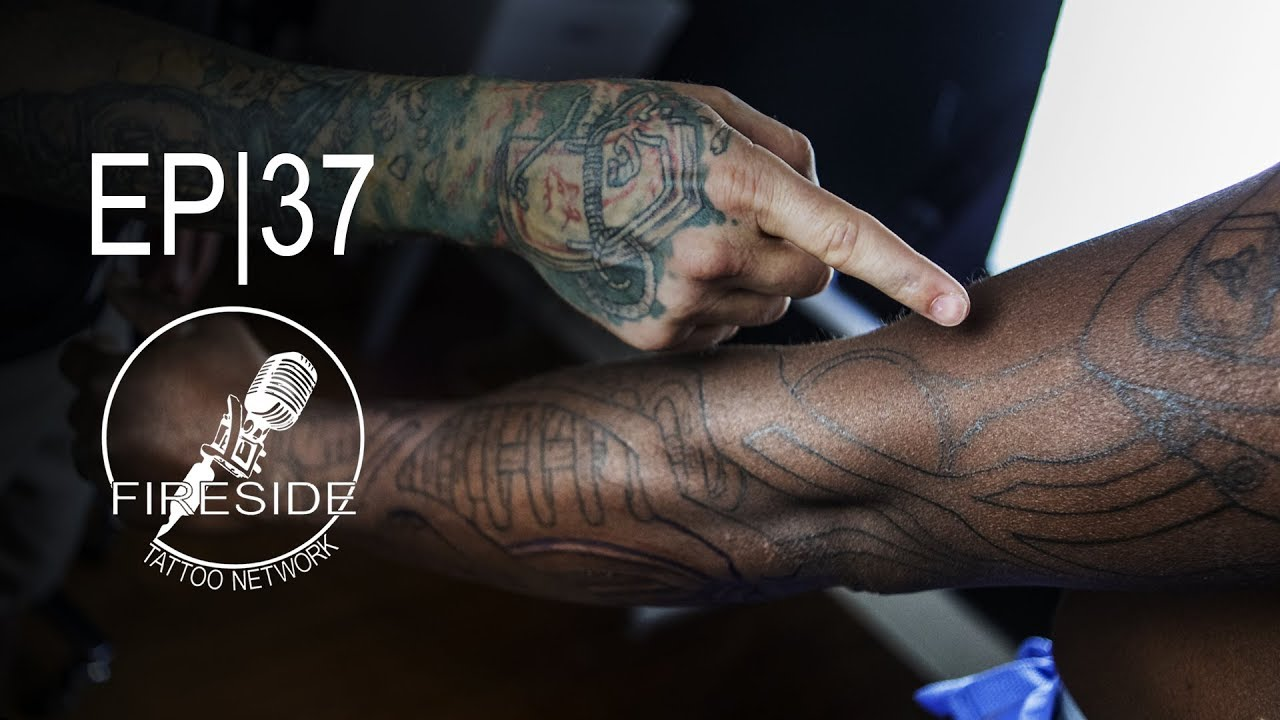 Tips For Tattooing Darker Skin Tones Fireside Technique Ep 37