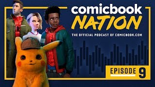 ComicBook Nation Podcast Episode #9