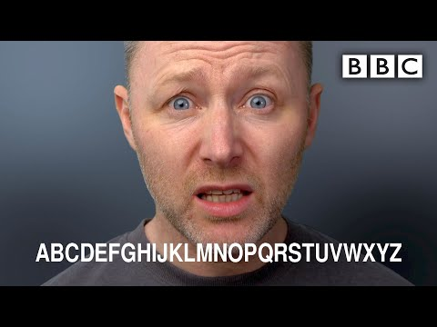 Why The Alphabet Makes NO SENSE And 'Q' Is A Waste Of A Letter | Limmy's Homemade Show - BBC