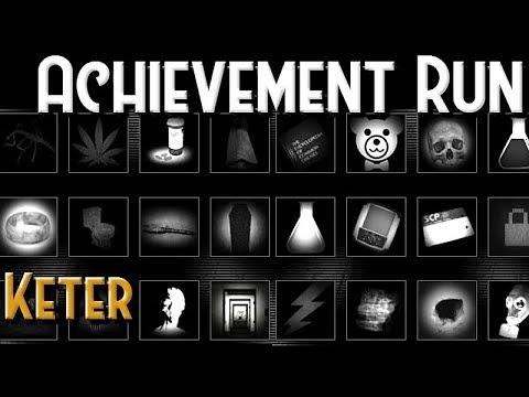 SCP Containment Breach - Keter Achievement Run - 100% Complete!