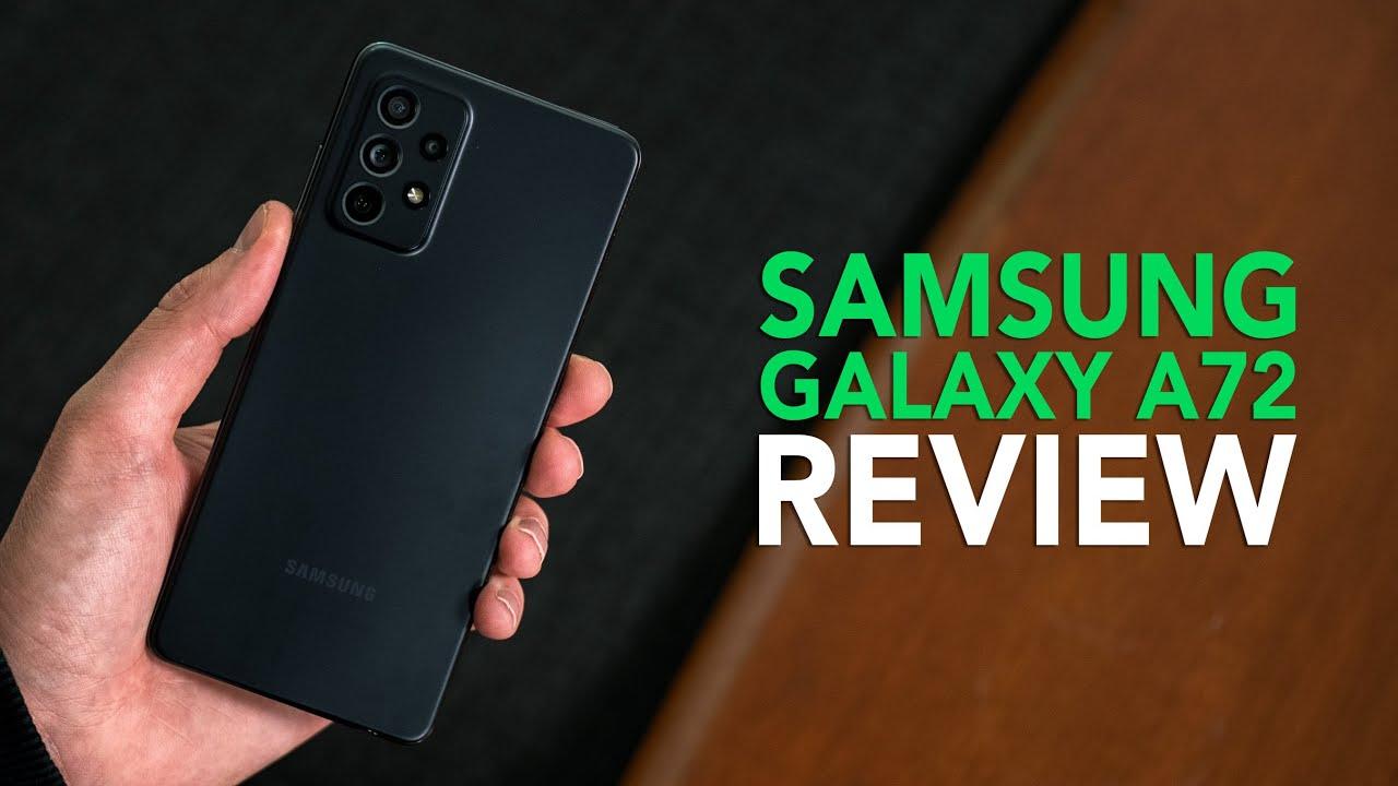 Samsung Galaxy A72 review: compleet, fijn en iets te duur
