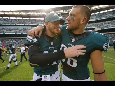 Carson Wentz Checks In After Week One Win Over Cleveland