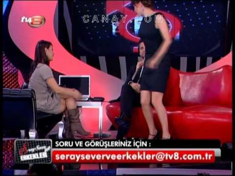 Seray Sever -- Seray Sever Ve Erkekler Frikik