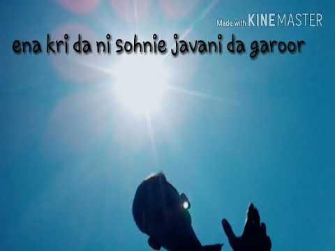 Kambi new song eh na soch lai mai tarle jai paunga