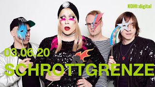 Schrottgrenze  - KOHI:digital Replay Livestream 03.06.2020