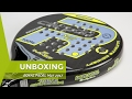 Unboxing Royal Padel M27 Negra Gris 2017