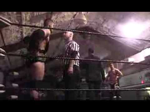 Monster Factory World Title Match Steve Cutler vs Mike Spanos