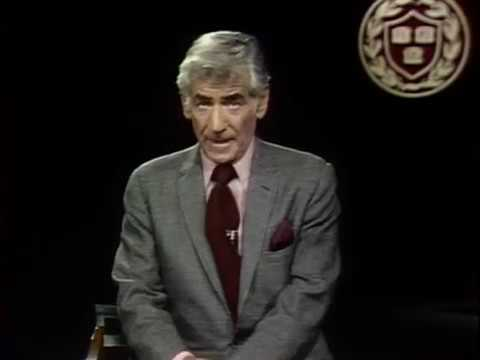 Leonard Bernstein - The Unanswered Question 1973 (1 Musical Phonology)