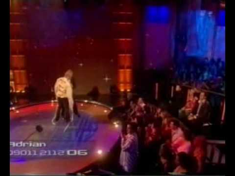 Adrian Edmondson - Fame Academy 2005 - day 9