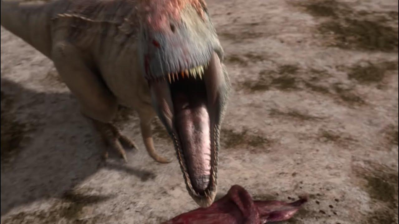 prix spécial pour Bons prix bon marché Mapusaurus gang Vs. Argentinosaurus | Planet Dinosaur | BBC