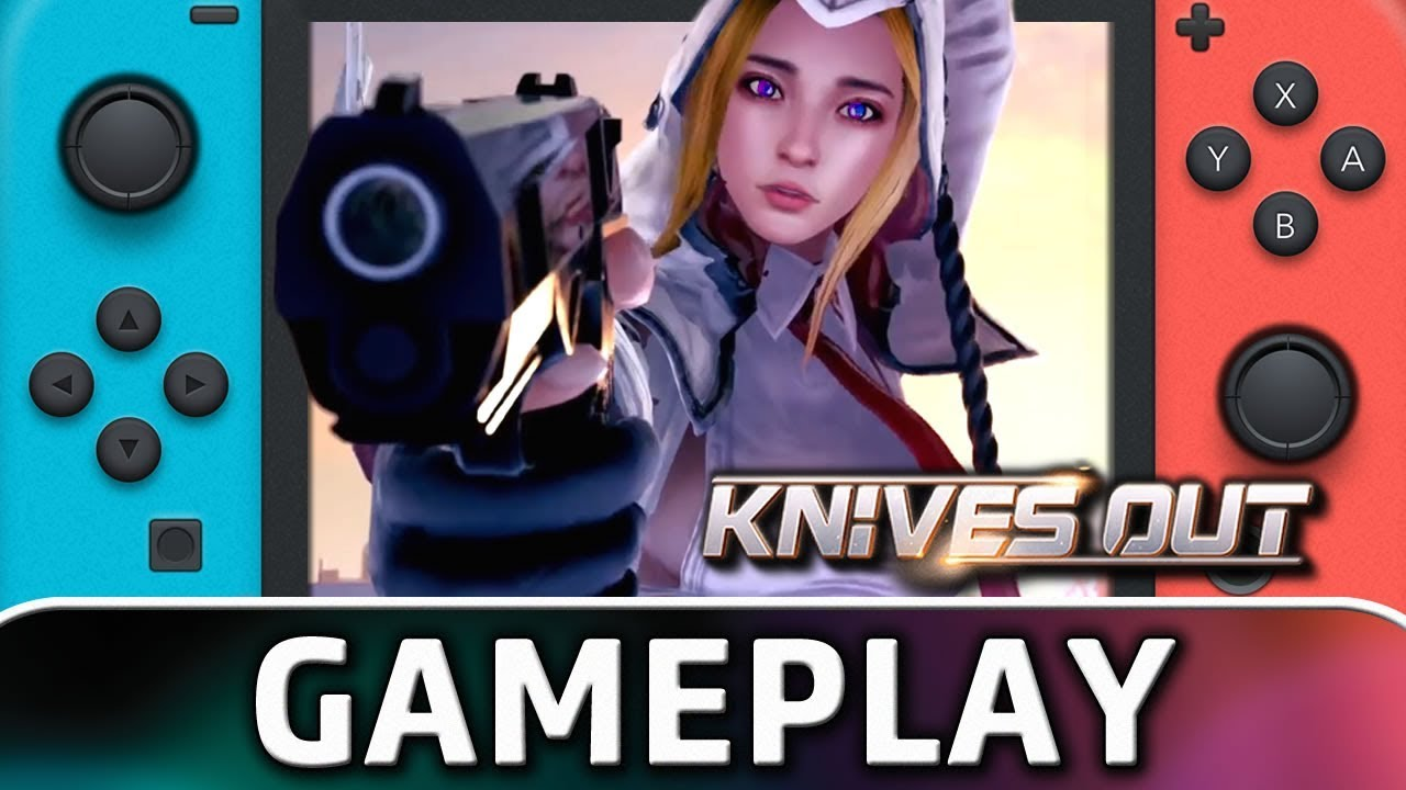 Knives Out | 30 Minutes of Gameplay on Nintendo Switch
