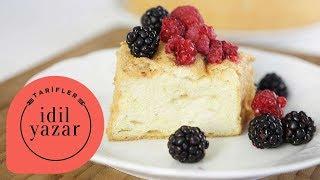 Melek Kek (Angel Cake) Nasıl Yapılır ? - İdil Yazar - Yemek Tarifleri