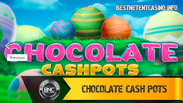 Chocolate Cash Pots slot by Inspired Gaming