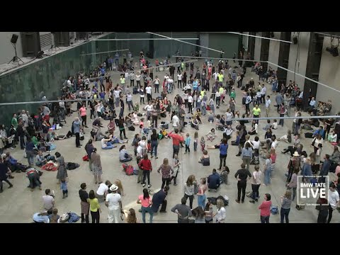 If Tate Modern was Musée de la danse? – Levée des conflits (visitors version) | BMW Tate Live
