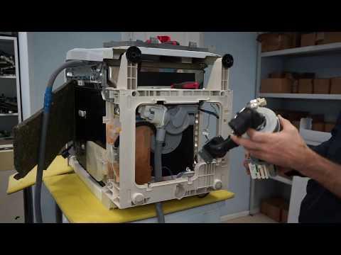Замена циркуляционного насоса в посудомоечной машине