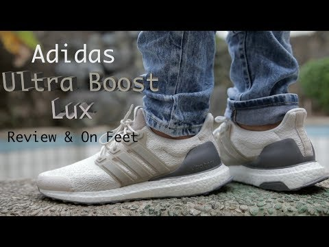 Adidas Ultra Boost Lux Review & On Feet