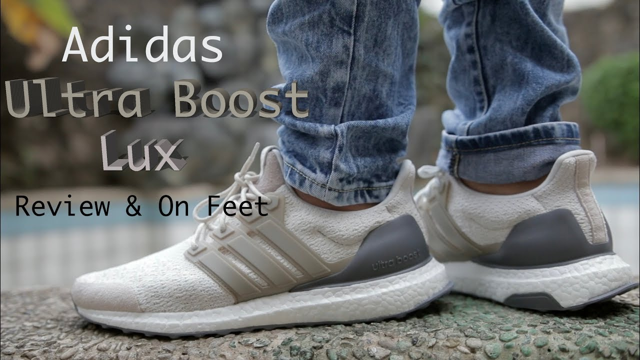 a1aadca5a Adidas Ultra Boost Lux Review   On Feet - YouTube