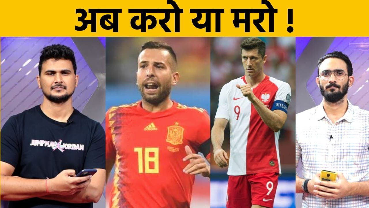 Spain vs Poland result: Euro 2020 match ends in draw with Morata ...