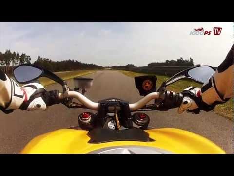 Conti SportAttack2 - Test im Contidrom