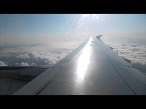 /Full Flight/- Istanbul to Prague - Turkish Airlines A321