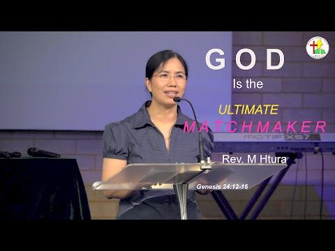 God is the Ultimate Matchmaker | Rev. M Htu Ra @BCCSYD