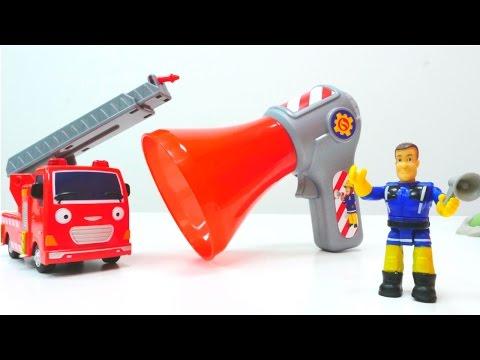 Пожарный Сэм Пожарный Сэм игры на Русском Все Серии Подряд Mult TV Game channel