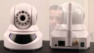 Eray Wireless Security IP Camera Alarm System Review