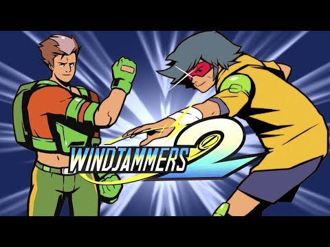 Gamescom 2019 : Windjammers 2 est désormais attendu en début d'année prochaine