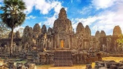 Bauwerke - Asien - Der größte Tempel - Doku HD