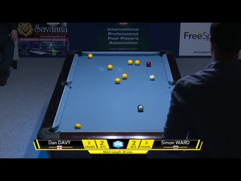 IPA World Pool Championships 2018 - Day 4 Early Session