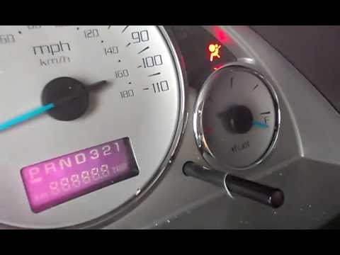 buick rendezvous gas gauge problem help buick rendezvous gas gauge problem help
