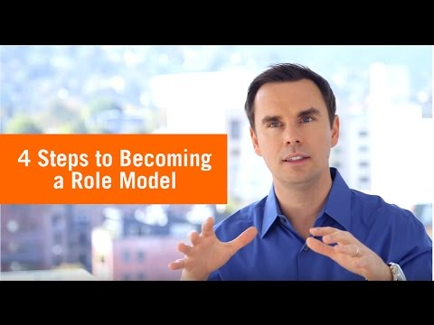 4 Steps to Becoming a Role Model