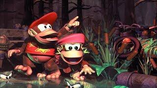 LIVE de Donkey Kong Country 2 : Dane-se o protagonista!