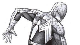 superhero sketch drawing drawings sketches paintingvalley