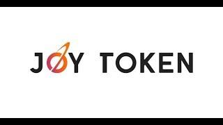 Обзор ICO Joy Token криптовалюта азартных онлайн игр | Анализ и перспективы