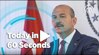 Today in 60 seconds - August 12, 2020