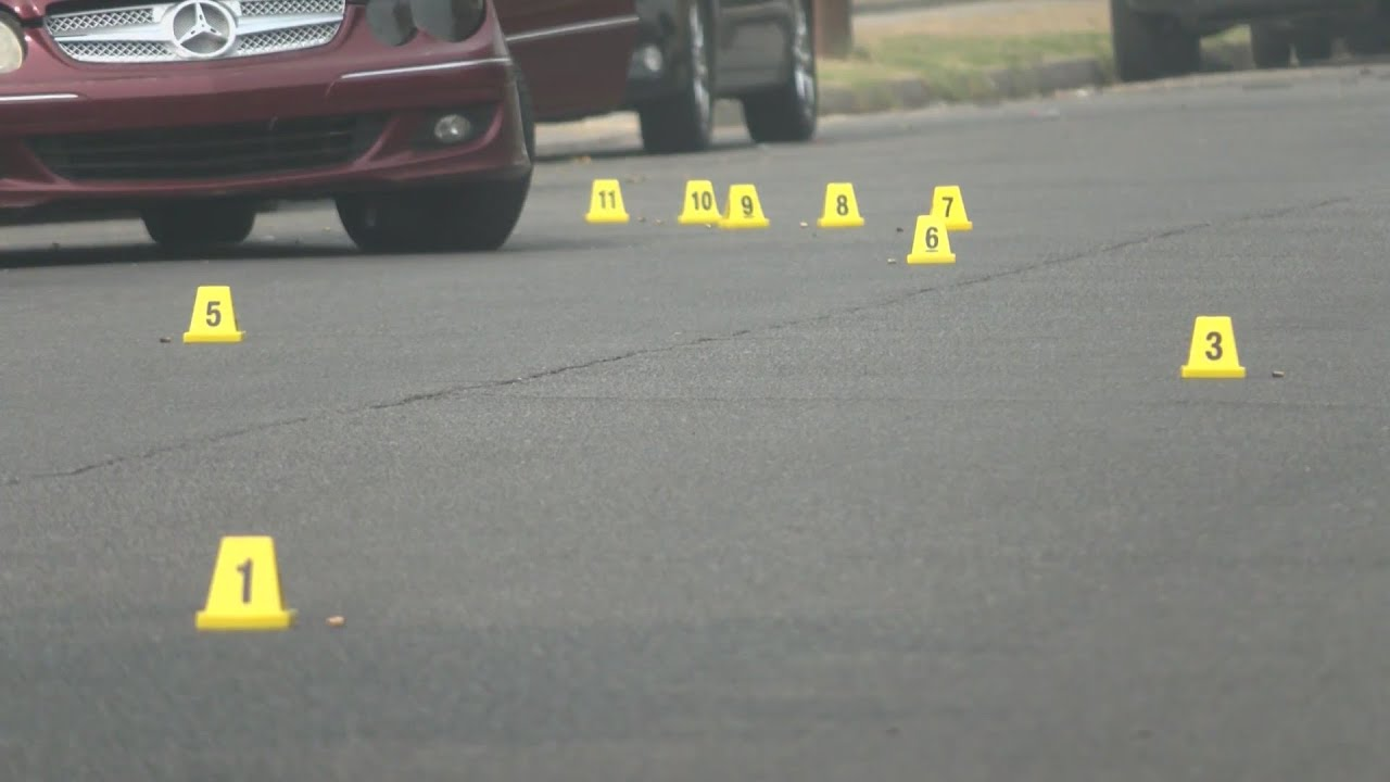 Fresno Police investigating possible shooting spree