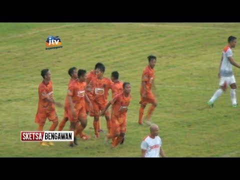 Persibo Bojonegoro Tahlukkan Seniornya Indonesia Soccer - Sketsa Bengawan