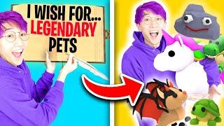 Can We Use This SECRET MAGIC DIARY To Get FREE PETS In Roblox ADOPT ME!? (ACTUALLY WORKED!?)