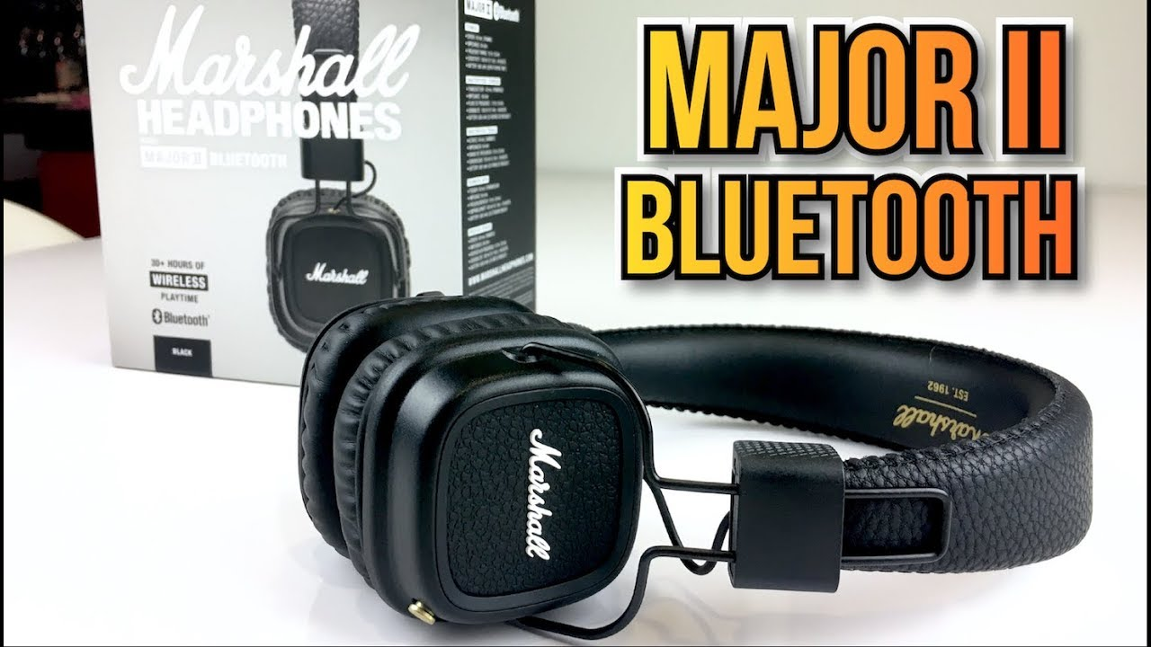 659ce986588 Is The Marshall Major 2 Bluetooth Still Worth Buying In 2018? - Review