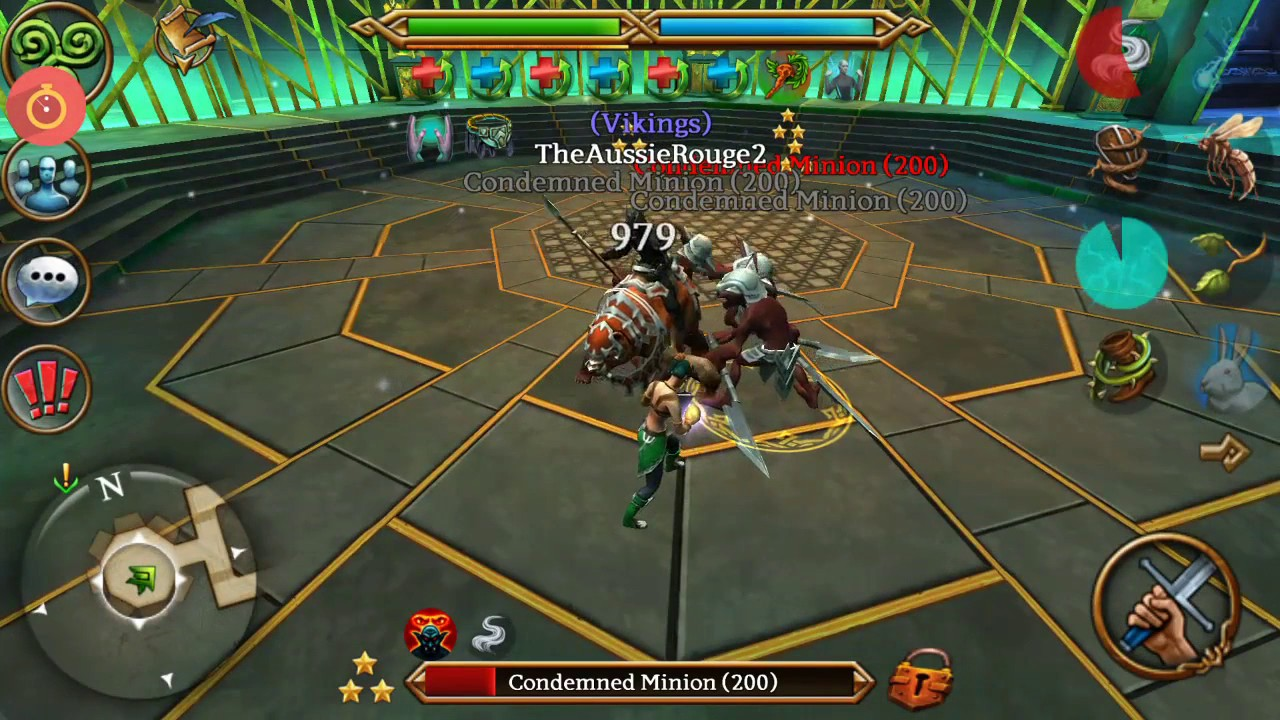 Celtic Heroes - Grats AussieRouge2 full DL; helping him lix