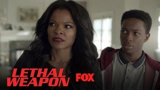 What Is Riggs Drinking? | Season 1 Ep. 12 | LETHAL WEAPON