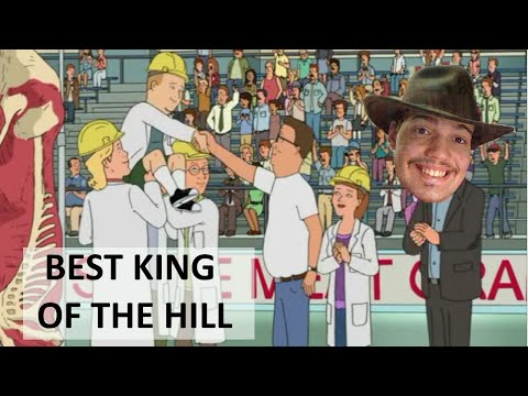 TOP TEN BEST KING OF THE HILL - Certified Texan™ Review