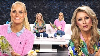 Bei Anne-Kathrin Kosch steht die Gesundheit im Vordergrund! Bei PEARL TV (Mai 2019) 4K UHD